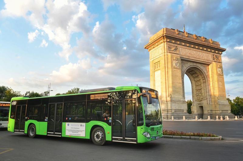 USR București îi solicită lui Nicușor Dan organizarea de urgență a unei dezbateri publice în ceea ce privește transportul public de suprafață