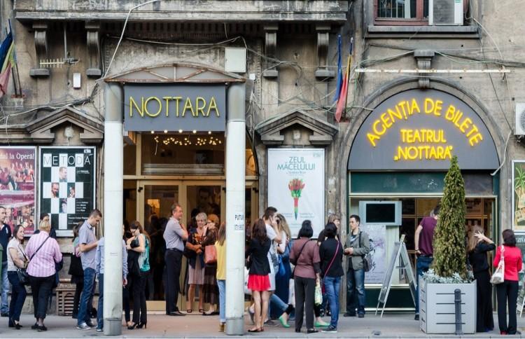 Teatrul Nottara reia spectacolele