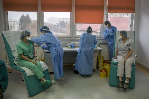 Vaccinare angajați spitale