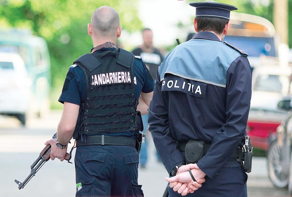 2000 de jandarmi și polițiști vor asigura măsurile de siguranță publică la primul meci din București de la EURO 2020