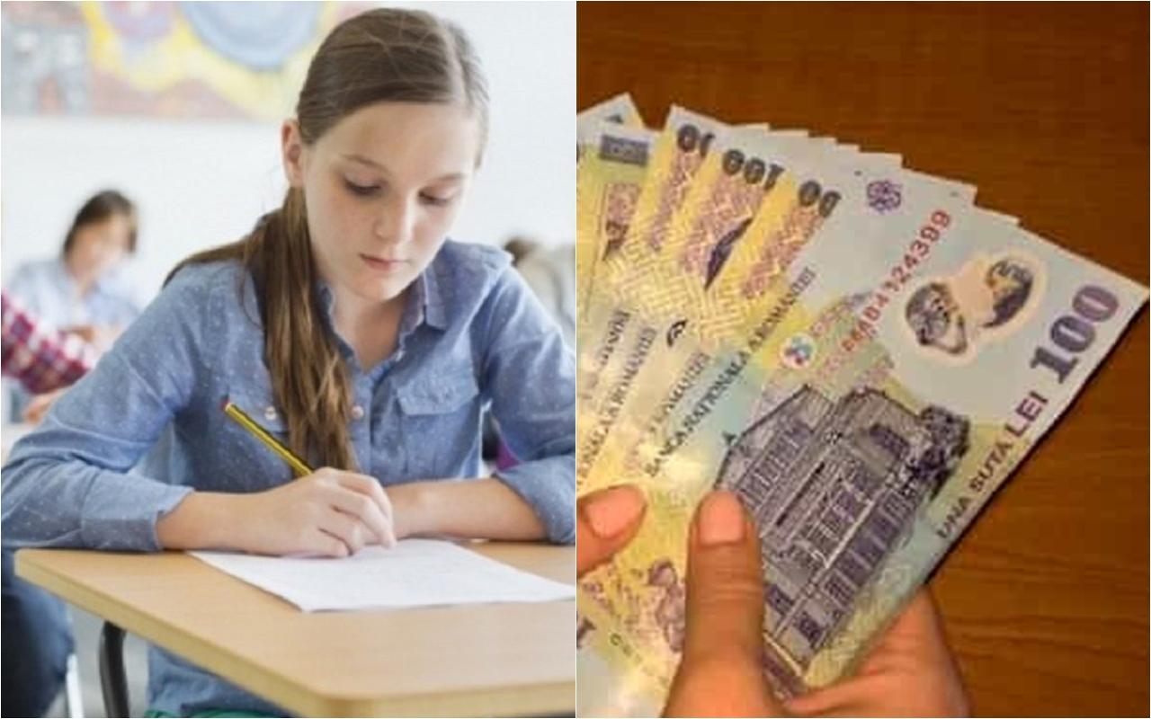 Burse pentru elevii care învață în Sectorul 1