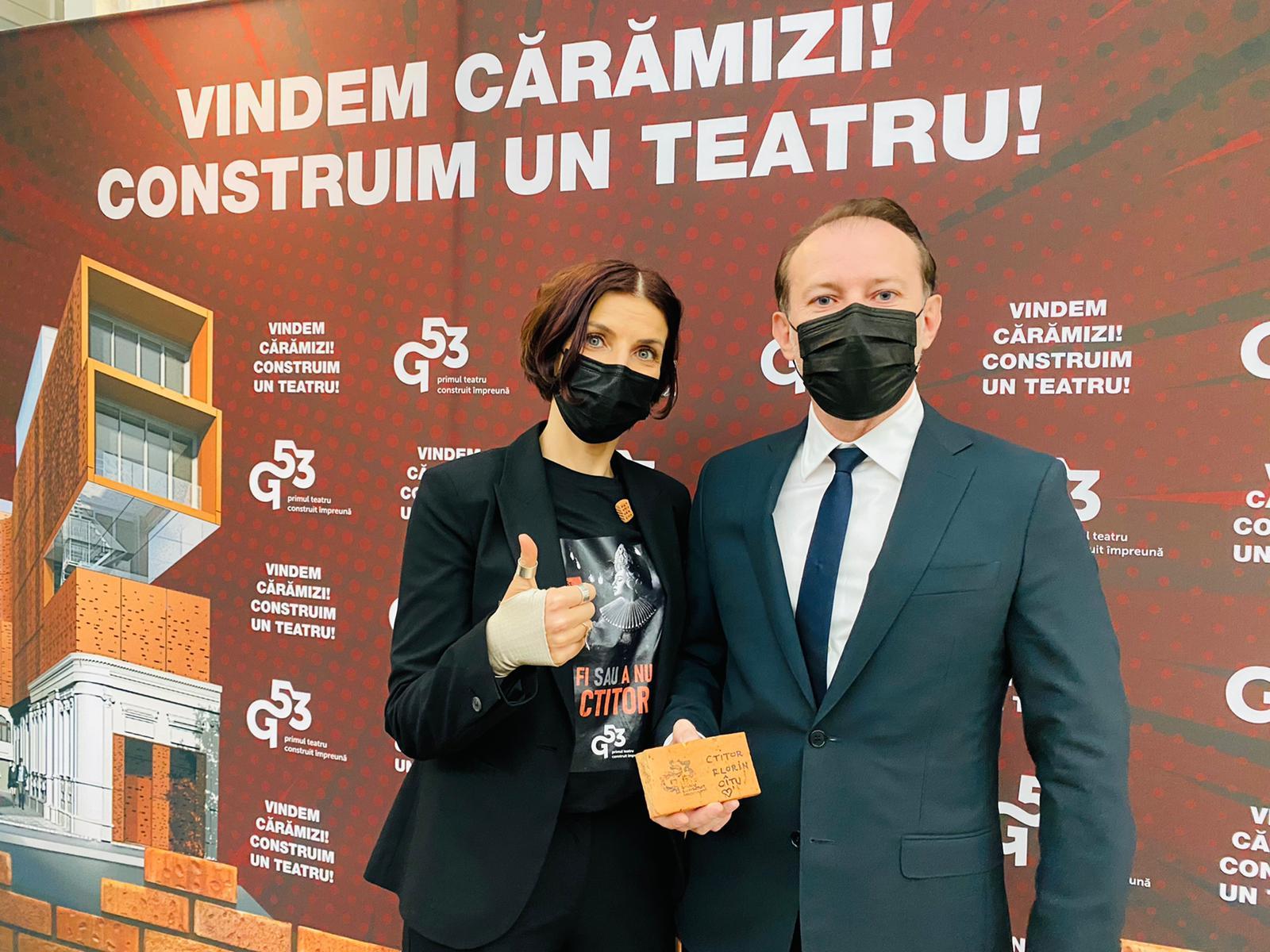 După succesul de la Camera Deputaților, Teatrul Grivița 53 continuă demersul în Senatul României