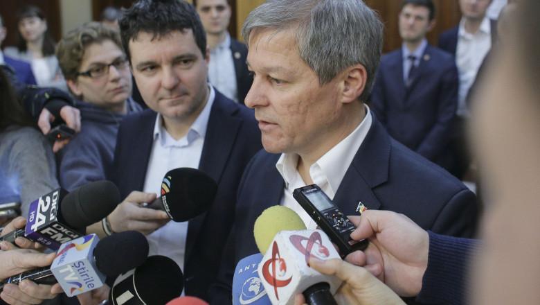 Dacian Cioloș este nemulțumit de activitatea lui Nicușor Dan