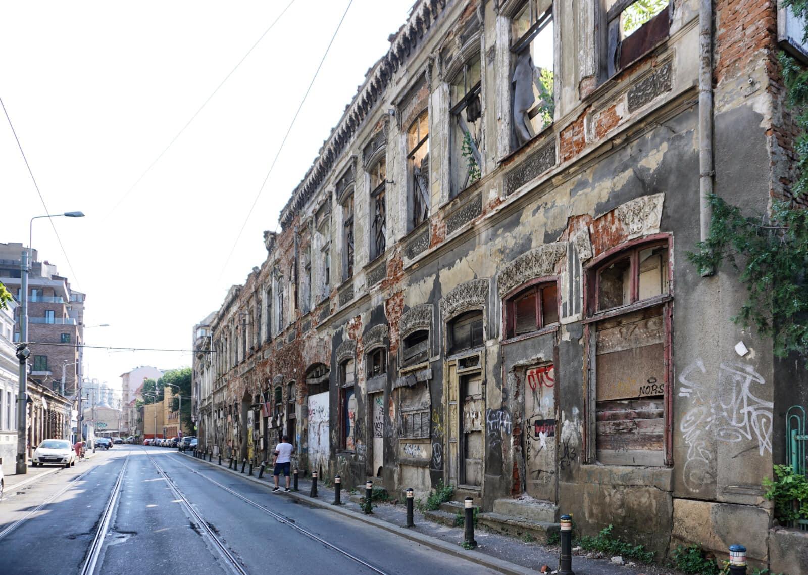 Hanul Solacolu nu va fi expropriat și restaurat