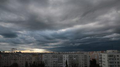 Photo of Avertizare meteo pentru București. Vacanța de Rusalii, stricată de ciclonul din Marea Neagră. Averse, vânt puternic şi fulgere în Capitală