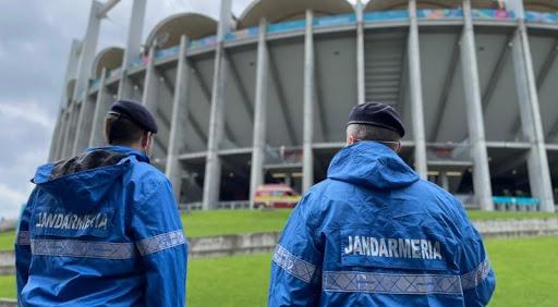 Măsuri de ordine și siguranță publică pentru partida Franța – Elveția