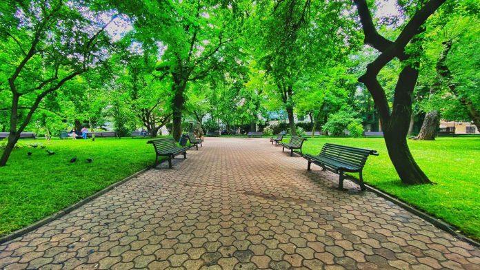 Parcul Ioanid din Sectorul 2 a fost reabilitat