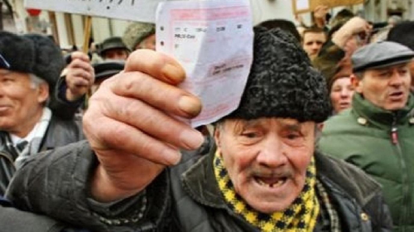 Pensionarii protestează vineri în București