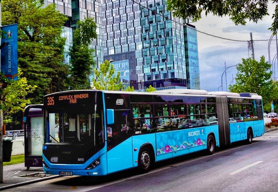 STB anunță suplimentarea numărului de autobuze
