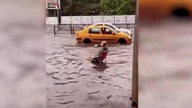 Photo of Inundații în București după furtuna de vineri. Străzi și curți pline de apă în Capitală VIDEO