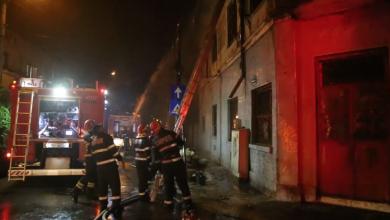 Photo of Incendiu puternic în București duminică dimineața. Patru persoane au fost evacuate, una a murit VIDEO