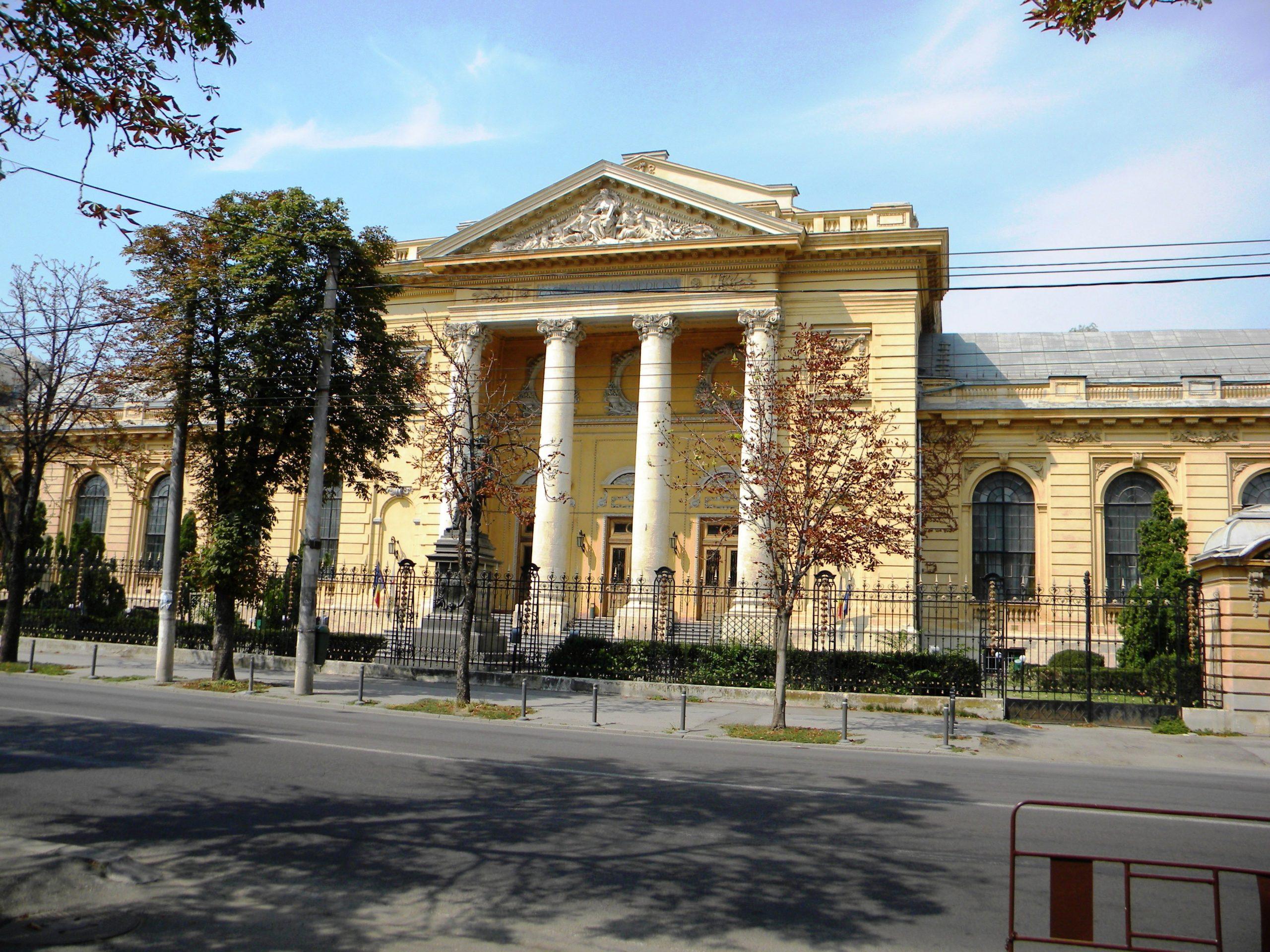 Universitatea de Medicină și Farmacie din București