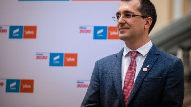 Photo of Vlad Voiculescu este noul președinte al USR PLUS Bucureşti
