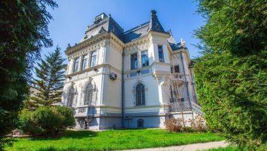 """Photo of Cum arată în interior Palatul Visului American din București, cu toate secretele sale. Clădirea """"Maurice Blank"""", fost sediu al ambasadei SUA, e de vânzare"""