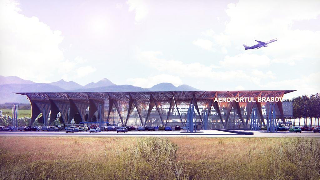 aeroport, brasov