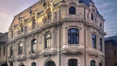 """Photo of Cum arată în interior Palatul celei despre care Neagu Djuvara spunea că era """"o curvă de mare lux"""". Casa Miței Biciclista se află lângă Biserica Amzei din București și este amazing"""