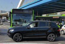 Photo of Autobuz STB implicat într-un accident sub Podul Basarab din București. Două persoane au ajuns la spital