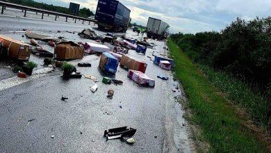 Photo of Accident grav între două TIR-uri pe Autostrada A1 aproape de București. O persoană a murit, traficul este restricționat