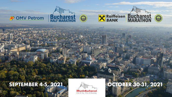 Semimaratonul și Maratonul Bucureștiului