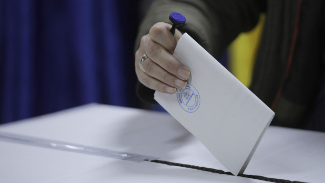 incidente la alegerile locale parțiale în Ilfov