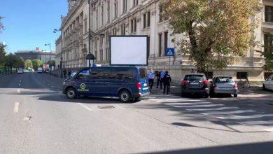 Photo of UPDATE Alertă cu bombă la Curtea de Apel București. Clădirea a fost evacuată