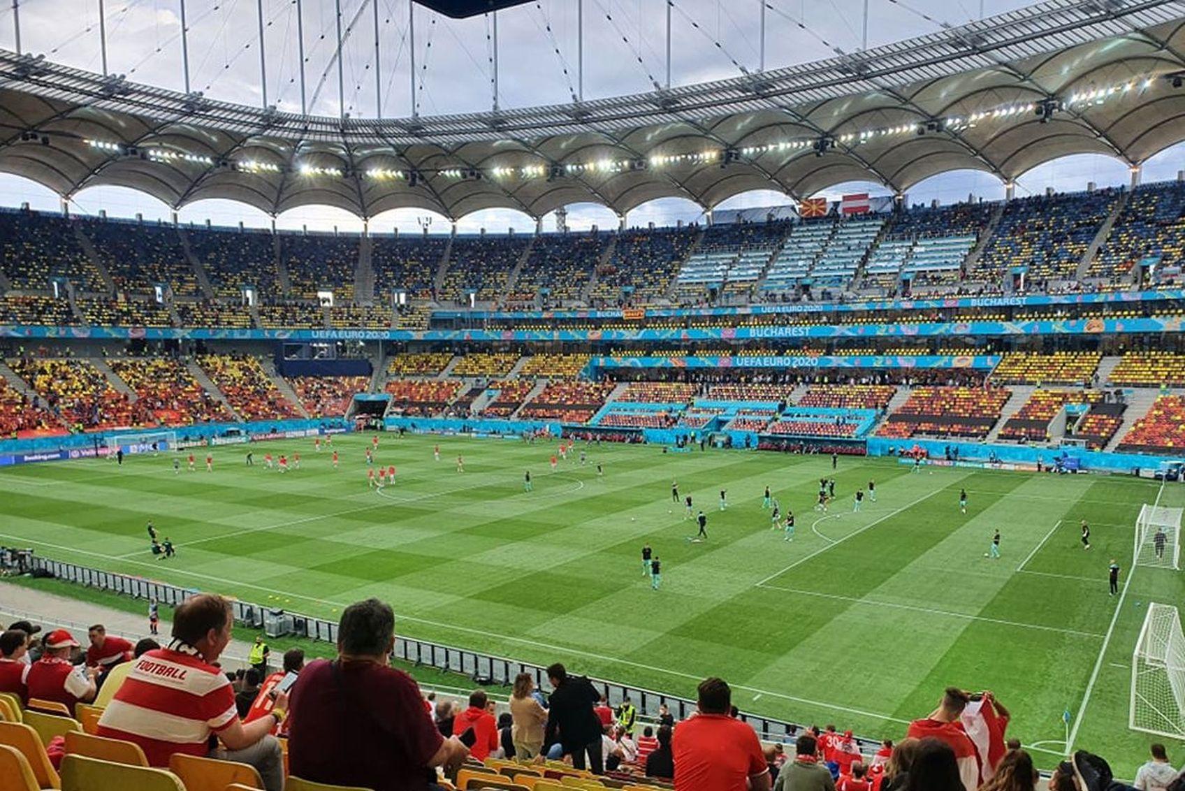 arena nationala macedonia austria