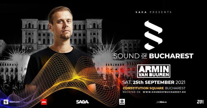 Armin Van Buuren vine la Bucureşti în septembrie