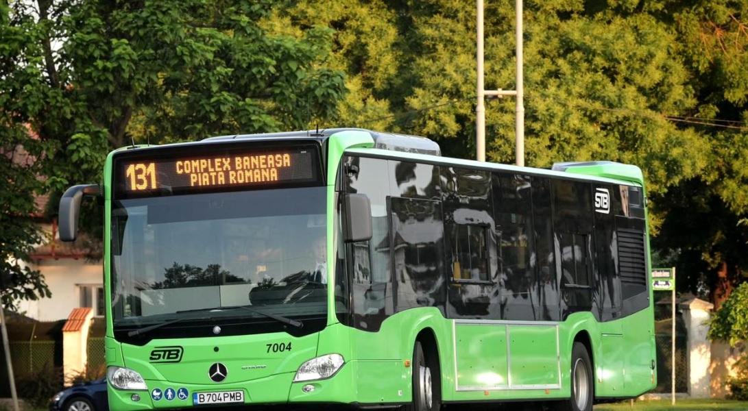 PMB cumpără autobuze electrice cu 620.000 de euro