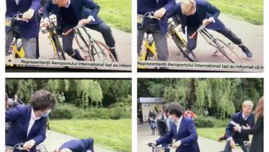 Photo of Gabrielei Firea ori nu-i plac bicicletele, ori nu îi place de Nicuşor Dan: E mai simplu sā te dai penibil cu bicla decât să rezolvi problemele oraşului