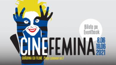 Photo of Cinefemina – un festival de film dedicat femeilor din industria cinematografică va începe marți, în Capitală