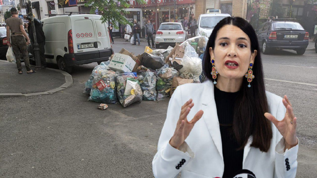 criza gunoiului din Sectorul 1