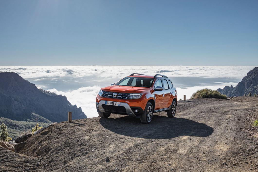 Cum o să arate noua mașină Dacia Duster 2021 FOTO