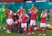 Photo of Tragedie la EURO 2020 în partida Danemarca – Finlanda. Christian Eriksen s-a prăbuşit pe teren inconștient: Jucătorul a fost stabilizat UPDATE
