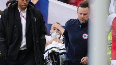 Photo of Christian Eriksen, primul selfie de pe patul de spital. Ce mesaj a transmis fotbalistul danez după ce a fost la un pas de moarte la EURO 2020