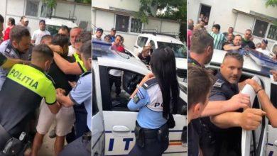 Photo of Grătar cu scandal în Ferentari. Sute de oameni în stradă după o acțiune a poliției