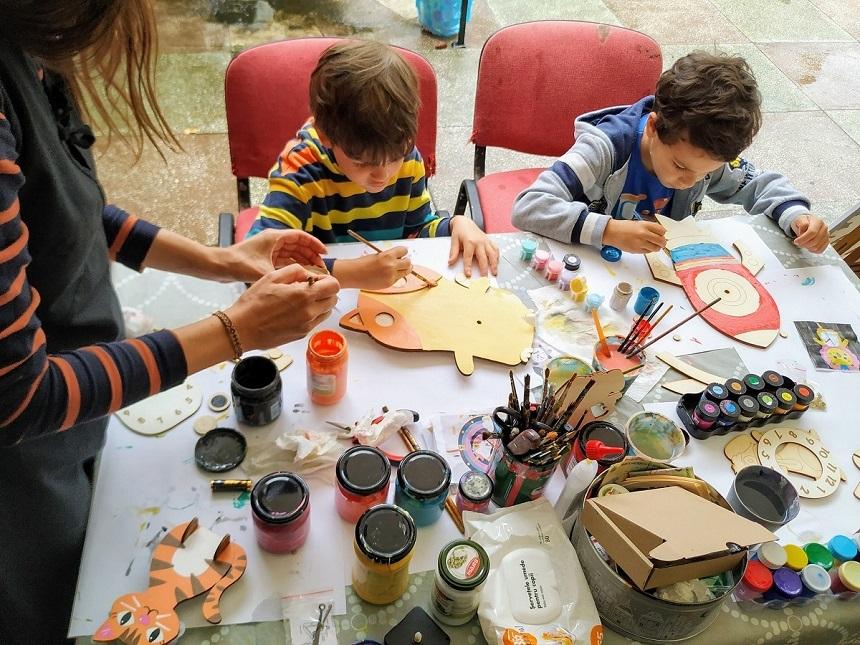Grădina cu Artiști