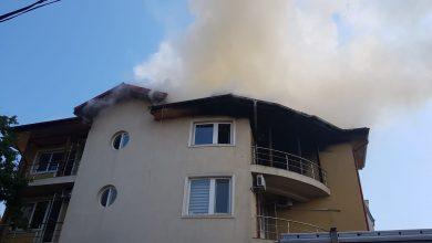 Photo of Incendiu în București la acoperișul unei case din Sectorul 1. Pompierii intervin VIDEO UPDATE
