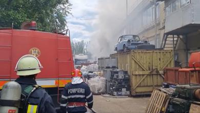 """Photo of Șeful Gărzii de Mediu, despre incendiul de sâmbătă din București: """"Trebuie să reconsiderăm legislația"""""""