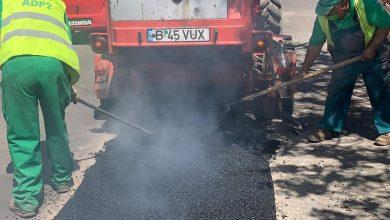 Photo of Lucrările de reabilitare a străzii Gării din Jilava, încheiate în toamnă