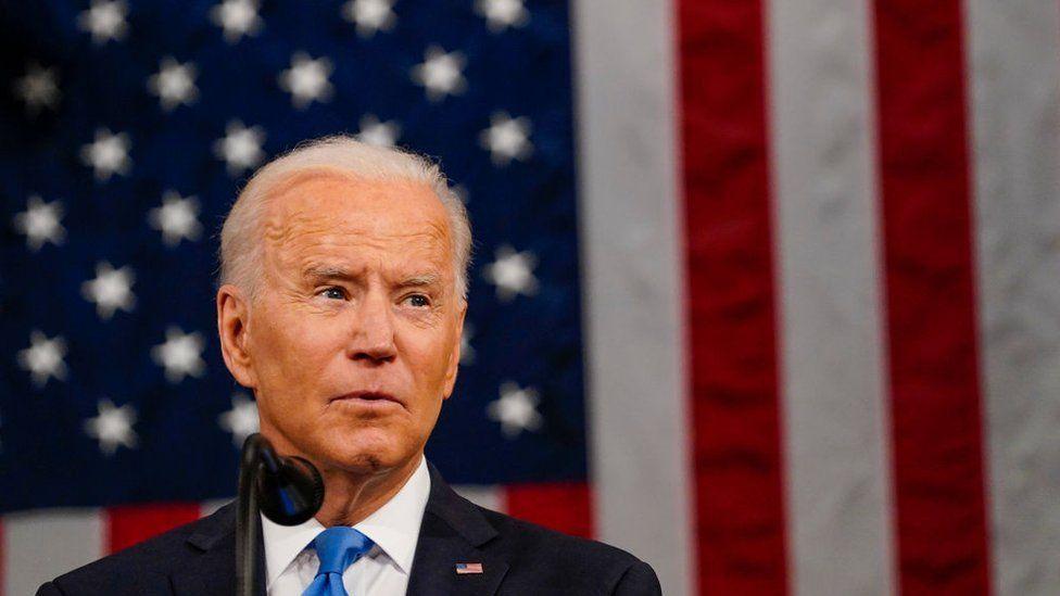 Iohannis l-a invitat pe Joe Biden în România