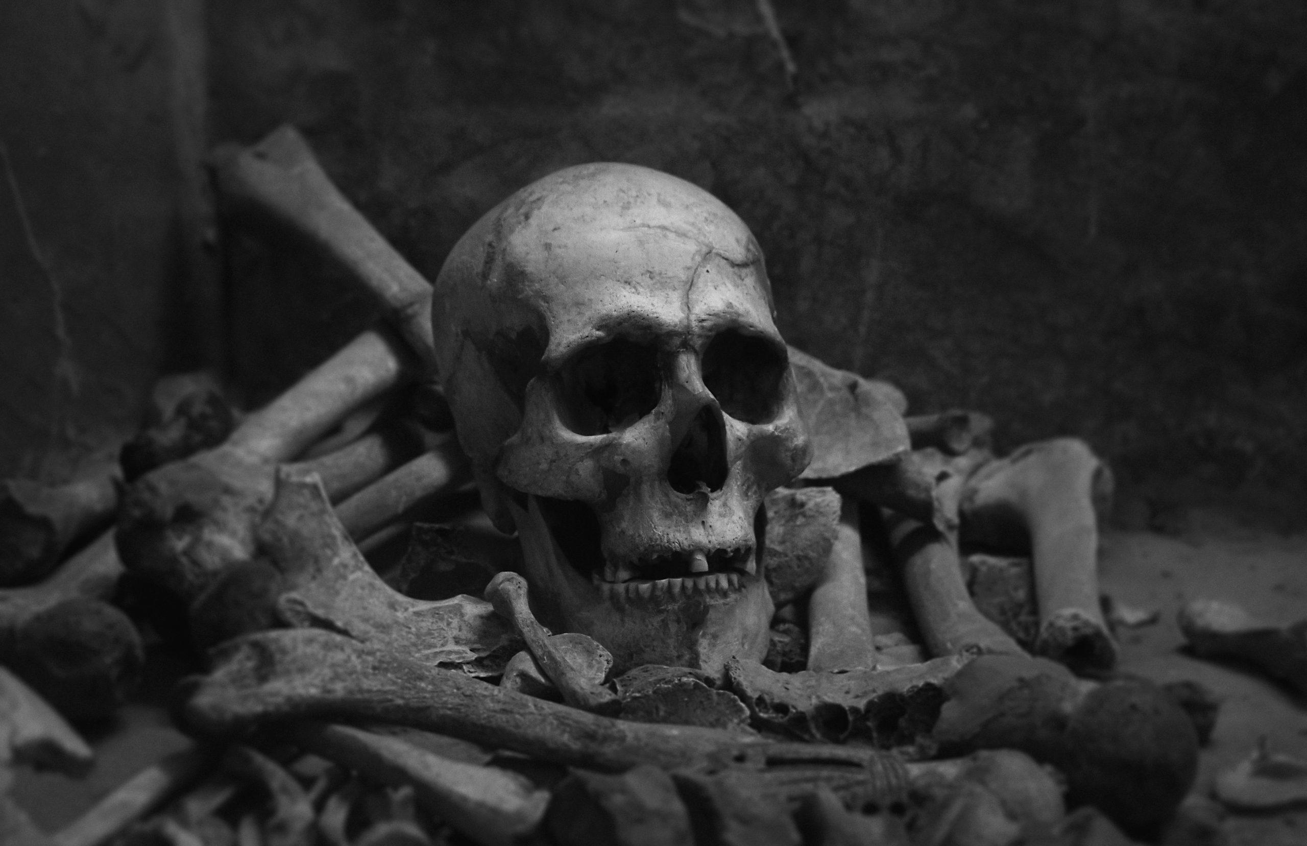 Rămășițe umane