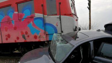Photo of Mașină lovită de tren în Ilfov. Șoferul a murit pe loc