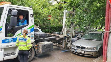 Photo of Zeci de mașini abandonate din Sectorul 1 au fost ridicate în ultima săptămână
