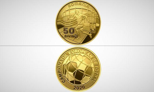 moneda EURO 2020