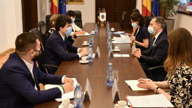 Photo of Zi ocupată pentru Nicușor Dan. Întâlniri cu reprezentanți japonezi și francezi în vederea modernizării Capitalei