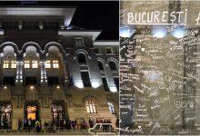 Photo of Noaptea Muzeelor la Primăria Capitalei. Puhoi de oameni și cozi imense. Mesaje pentru Nicușor Dan lăsate de vizitatori VIDEO