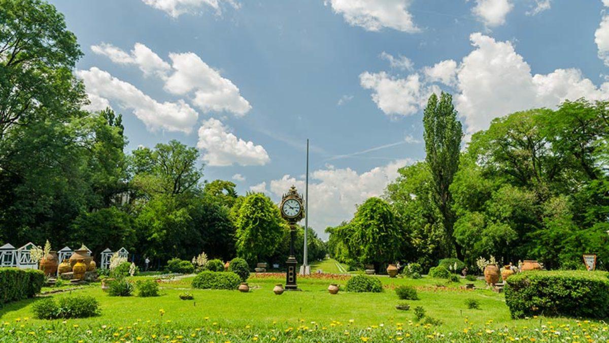 parcul Verdi