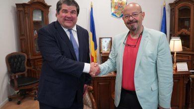 Photo of Piedone, întâlnire cu Dan Shomon, fostul șef de campanie al lui Obama. Despre ce au povestit cei doi