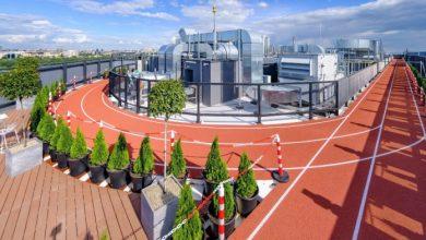 Photo of Știai de clădirea de birouri din București cu pistă de alergare pe acoperiș?