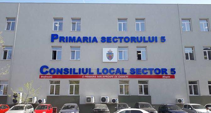 Primăria Sectorului 5